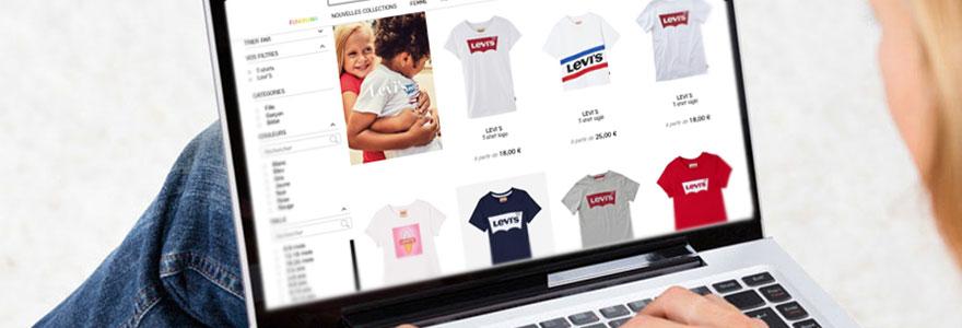 achat de vetements de grande marques pour vos enfants en ligne