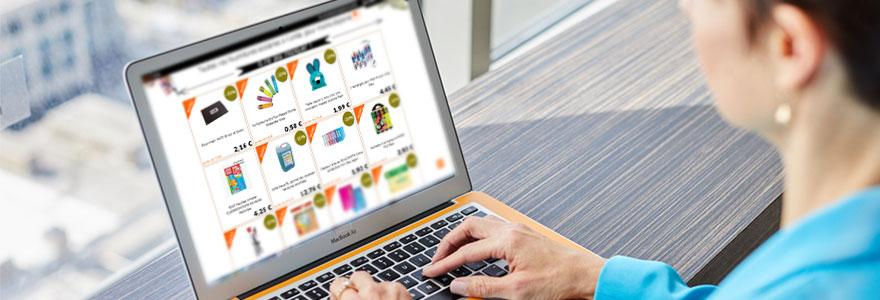 achat des fournitures scolaire en ligne