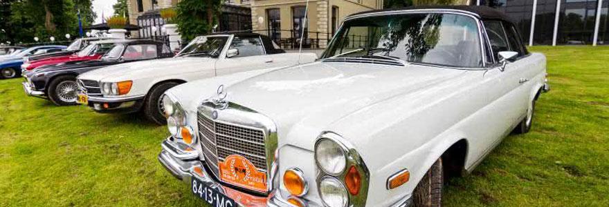 assurance pour voiture de collection