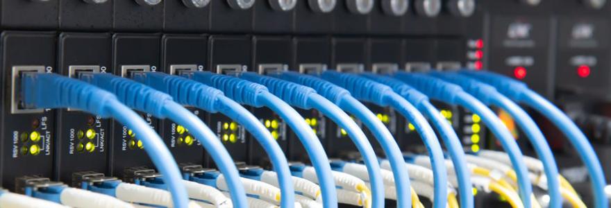 Câbles réseaux informatiques