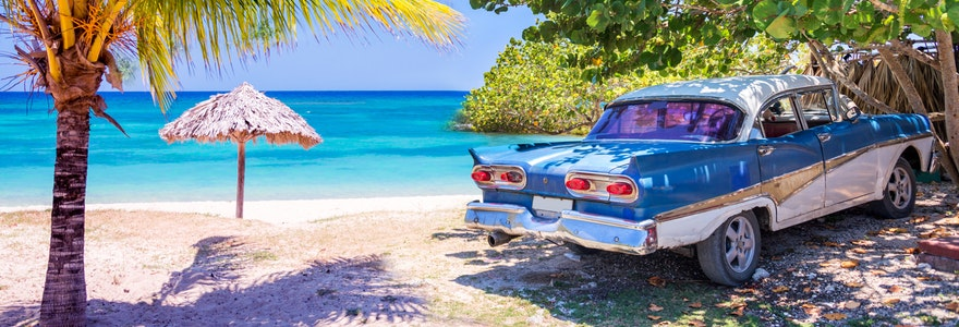 Combiné Cuba Bahamas  séjour mesure en ligne