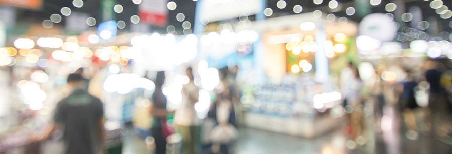 commerces et magasins