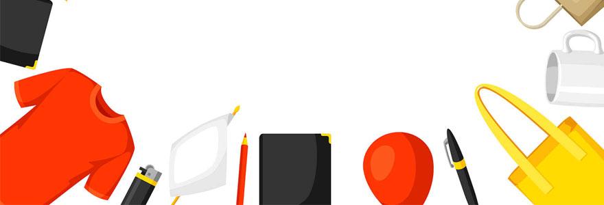 Guide en ligne des objets publicitaires