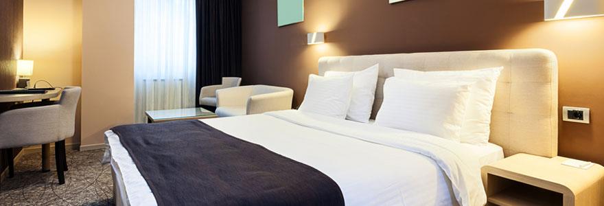 Hotel bien localisé à Genève