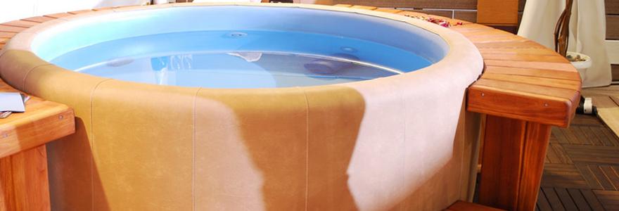 installation de spas jacuzzi