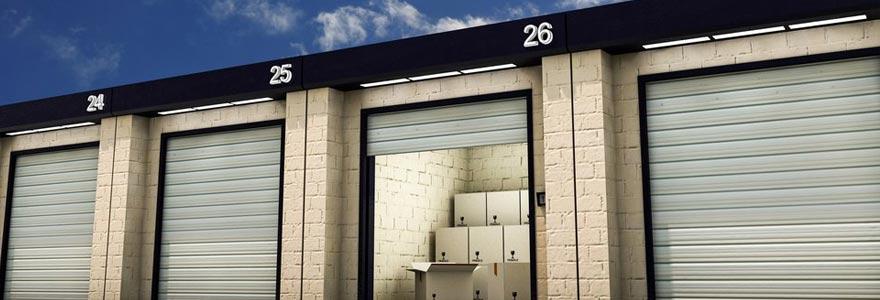 Location box de rangement et de stockage securise