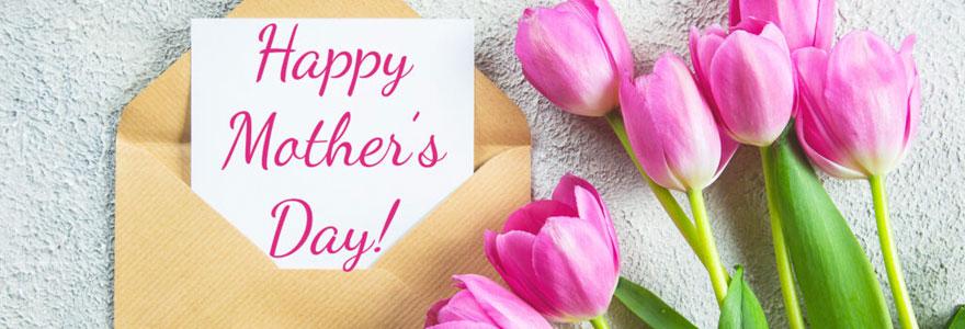 Messages pour la fête des mères