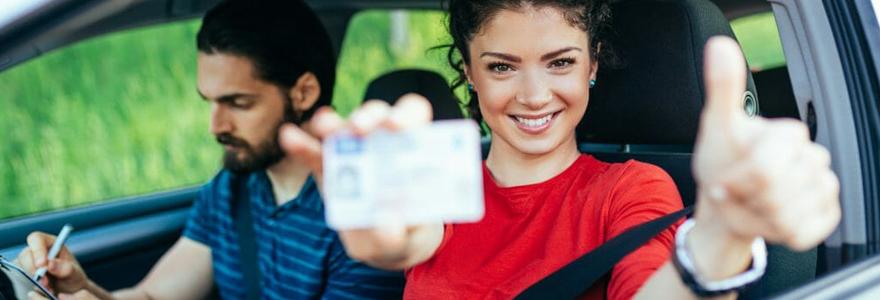 permis de conduire accéléré