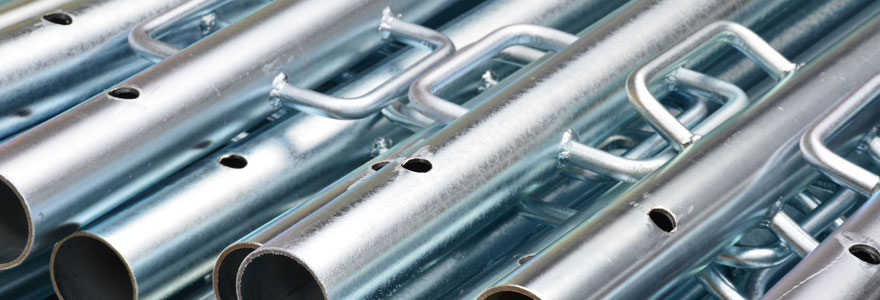 pièces en fil métallique
