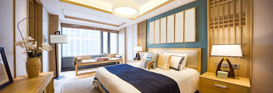 Réserver une chambre de luxe