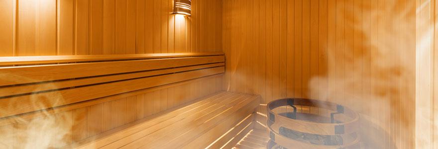 Sauna professionnel à Saint-Tropez