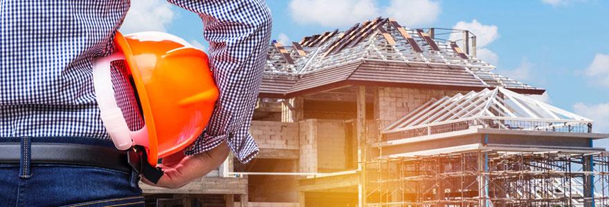 spécialiste pour la construction d'une maison neuve