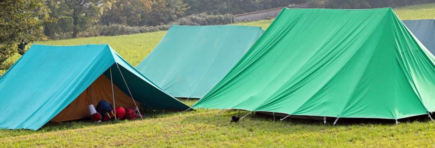 tentes canadiennes