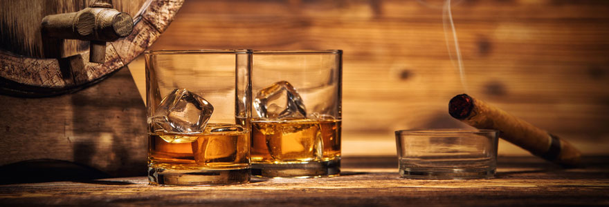 Whisky des coffrets