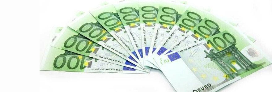 investir 1000 euros