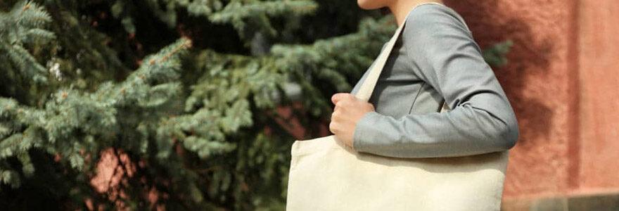 sac fabriqué